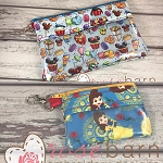 Buttercup Wallet and Clutch set