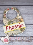 Plain Bib - 8x12 or larger