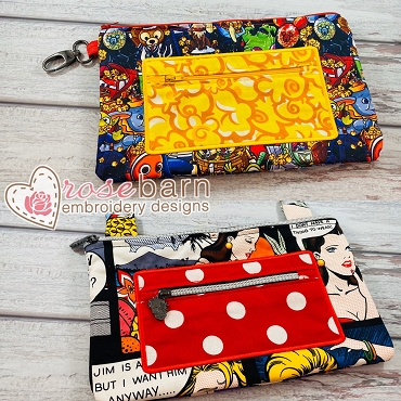 Applique Clutch Bundle