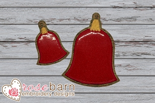 Bell Applique Ornament