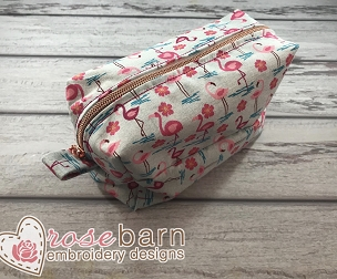Boxed Zipper Bag 5Z