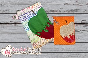 Caramel Apple Clutch Bundle