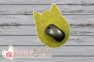 Cat Mouse Pad - Without Rest