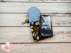 Fabric Cellphone Holder