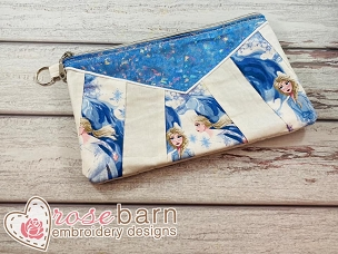 Gala Clutch Zipper Bag 5z