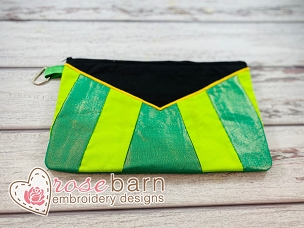Gala Clutch Zipper Bag