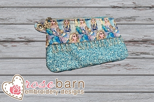Glitzy Clutch Bag 5Z