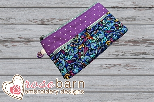 Hat Trick Zipper Bag 5z