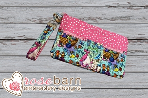 Hat Trick Zipper Bag