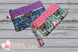 Hat Trick Zipper Bag Bundle
