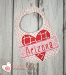 Heart Bib (8x12 only)