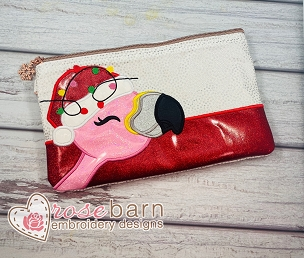 Holiday Flamingo Bag 5z