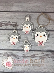 Penguin Ornament Matching  Bundle