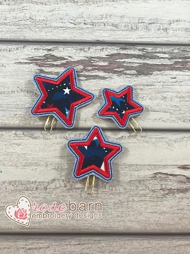 Star Applique Feltie
