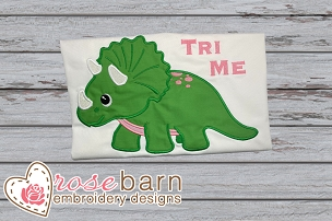 Tri Me Applique