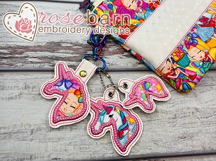 Unicorn Key Fob
