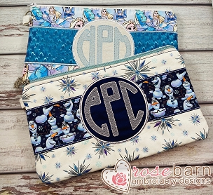 Monogram Clutch Bundle