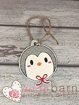 Penguin ITH Ornament