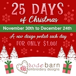 2018 PACK: 25 Days of Christmas
