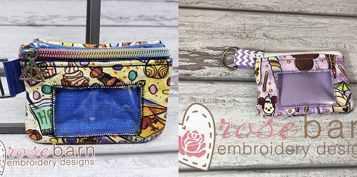 Wristlet Wallet ID Bundle
