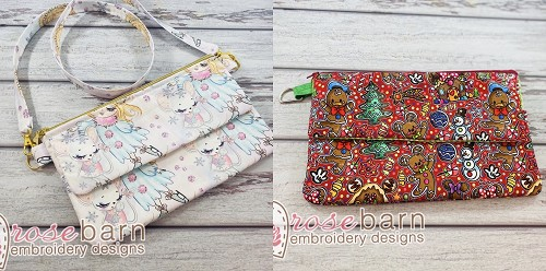 Fold Over Clutch Bundle