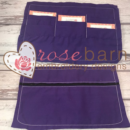 Add on Card holder and Zipper Lining
