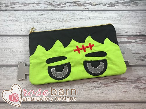 Frank Clutch Zipper Bag 5Z