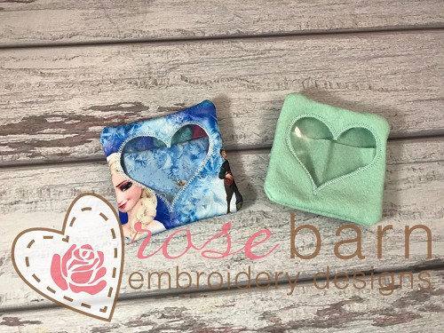 Heart Gift Pouch
