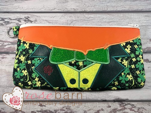 Leprechaun Clutch Bag