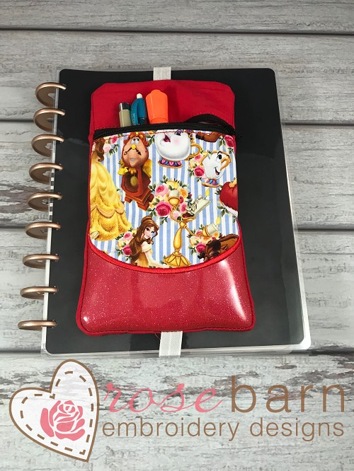 Pencil zipper Bag
