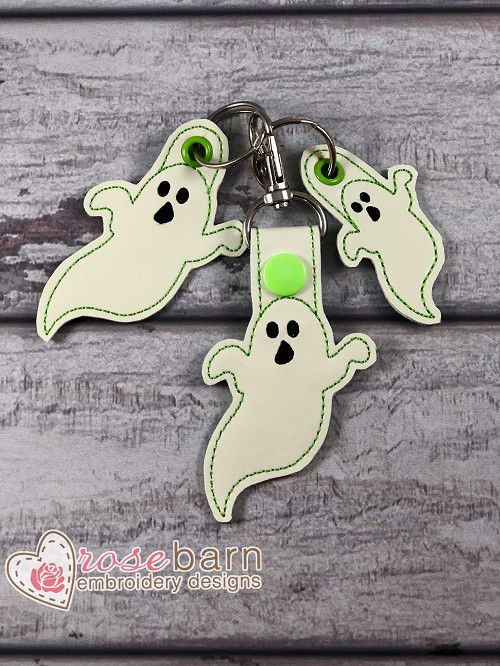 Ghost Key Fob and Pull